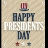 Closed - Presidents Day